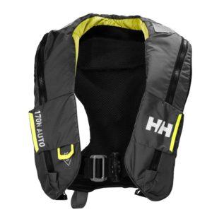 Helly Hansen oppustelig redningsvest med ekstra opdrift og komfort