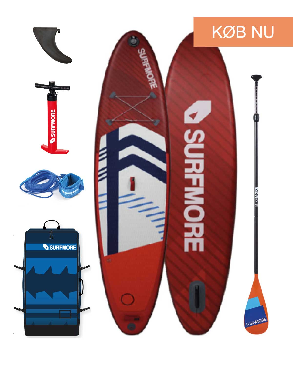 Surfmore family red