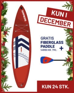Surfmore touring paddleboard jul