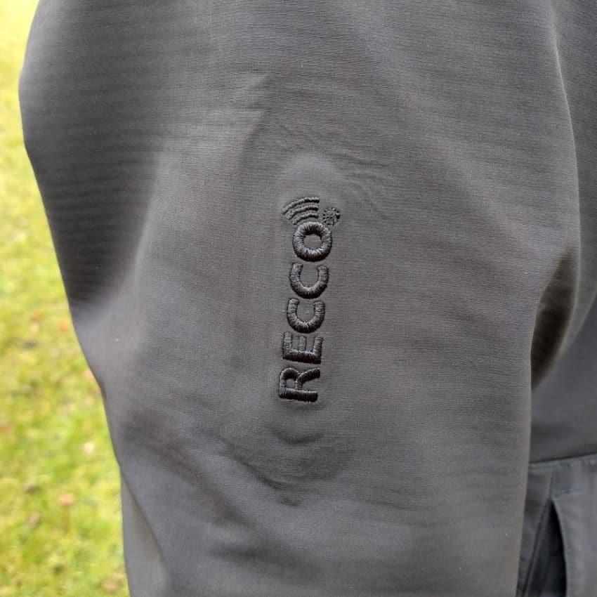 RECCO-teknologien på Helly Hansen Odin Mountain Softshell jakken