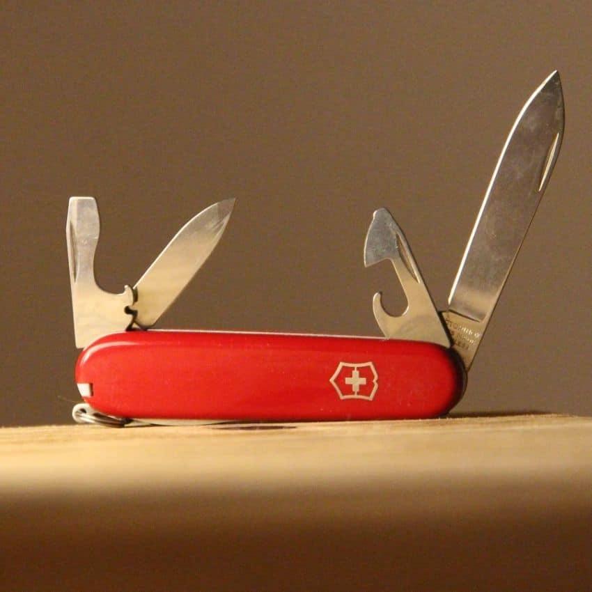 Populær lommekniv