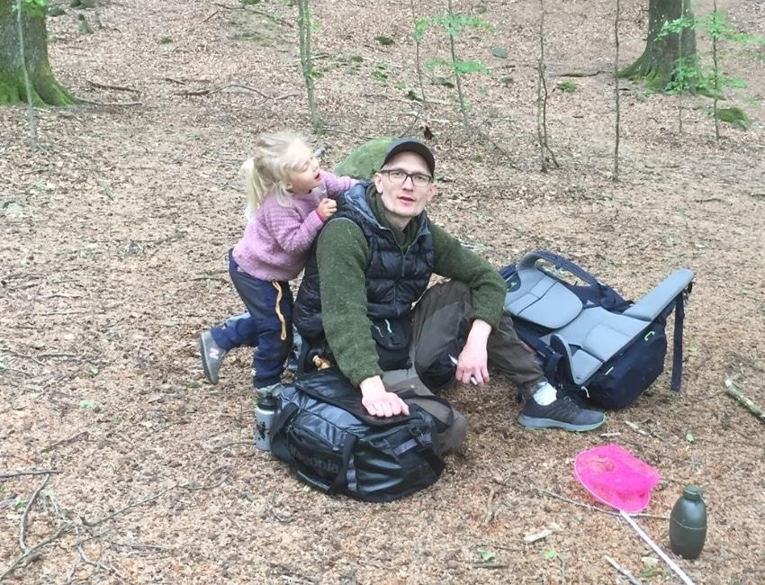 I naturen med Mads Lundborg